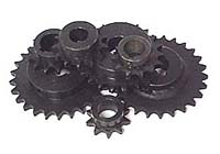 Turntable Drive Sprockets