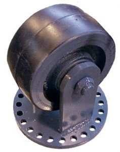 3-inch poly support caster